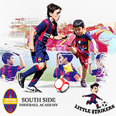 South Side Football classes for kids aged 18 months-14 years
