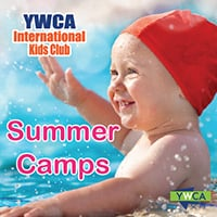 ​YWCA Summer Camp Fun This July & August